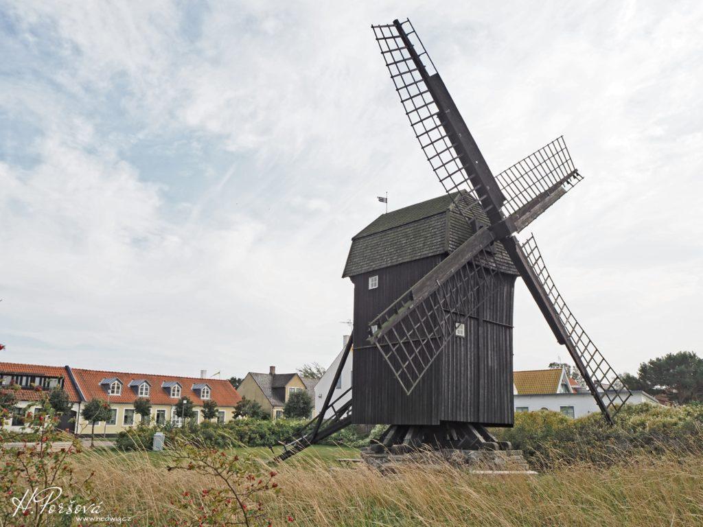 Skanör větrný mlýn